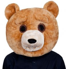 Teddy Bear Mask (MH1281)